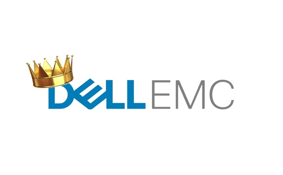 Dell overtakes HPE as global storage king