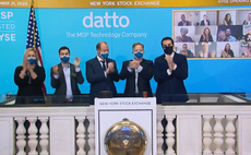 Datto valuation tops $4bn after going public
