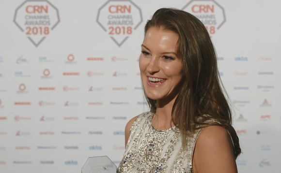 'Work hard and don't allow barriers to get in your way' - Insight's Emma de Sousa after winning CRN's Channel Achievement Award