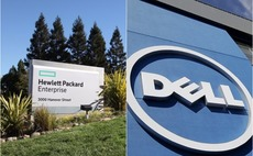 HPE and Dell launch financial support for partners