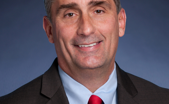 New Intel boss quick to shake things up