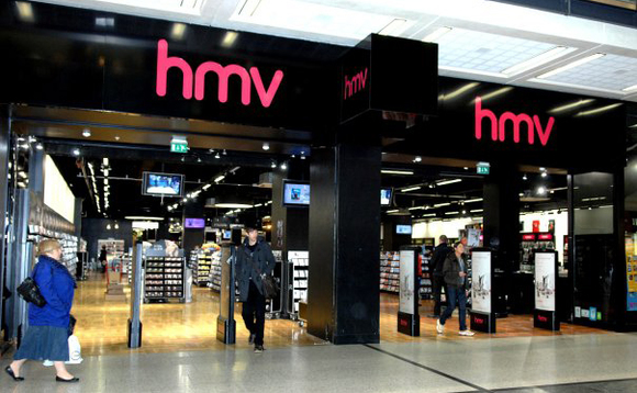 HMV becomes latest high-street casualty