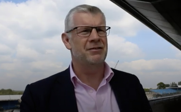 WATCH: Exertis' Tim Griffin on how it plans to take on bigger US rivals
