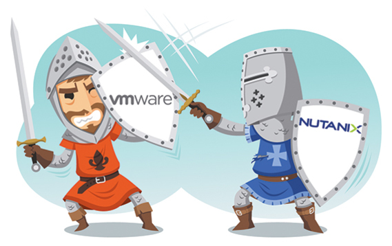 Nutanix CEO slams 'bully' VMware after 'threatening' email sent to customer