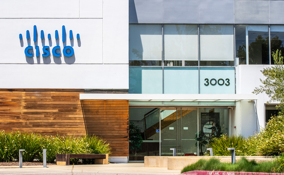 All eyes on Cisco's latest acquisition which was done 'completely online'
