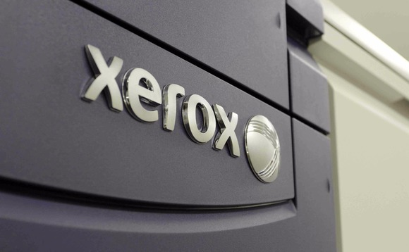 Xerox's European sales fall as partners 'respond to lower demand'