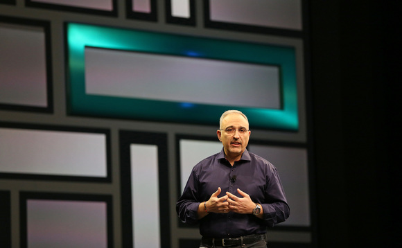 HPE CEO tests positive for COVID-19