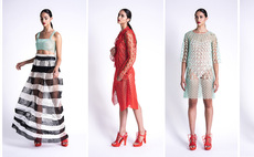 3D-printed fashion hits catwalk