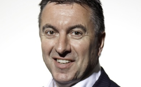 Westcon International COO David Grant
