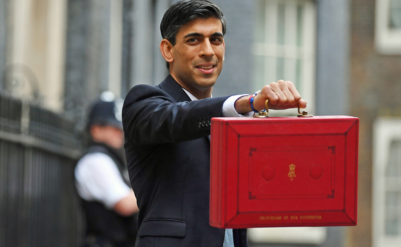 Chancellor of the Exchequer Rishi Sunak has launched a £500m fund to help startups