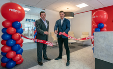 PCM cuts ribbon on new UK office