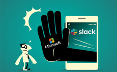 Microsoft bans employees from Slack while discouraging use of AWS and Google
