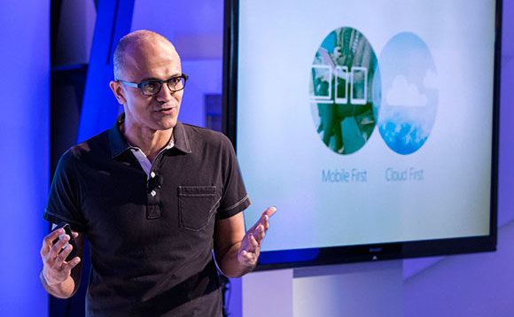 Nadella: Staff cull key to fulfilling Microsoft's ambitions