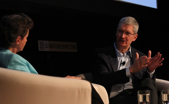 Tim Cook trousers more than $10m in 2015