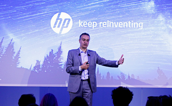 HP's EMEA president departs amid global restructuring
