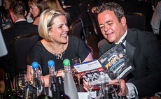 You know you've been to CRN's Sales and Marketing Awards when...