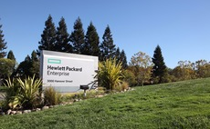 HPE hit by chip shortage and 'uneven business environment'