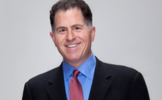 Michael Dell congratulates Gelsinger as he takes on Intel role