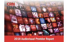 2018 Audiovisual Provider Report