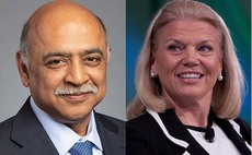 IBM's cloud boss takes on CEO mantle as Rometty steps down