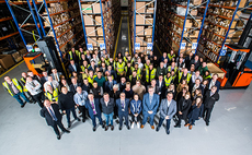 Agilitas cuts ribbon on new logistics hub to support international expansion