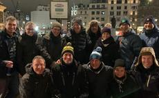 Channel execs raise over £100,000 at World's Big Sleep Out