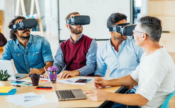 Enterprise demand drives growth in AR devices