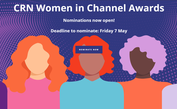 The 2021 Women in Channel Awards launch TODAY!