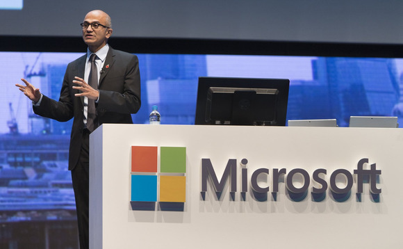 Could Microsoft pip Apple to the coveted $1tn price tag?