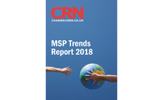 CRN MSP Trends Report 2018