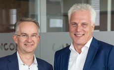 Klaus Weinmann (L) and Thomas Volk (R) (Credit: Cancom)