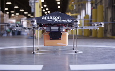 Amazon drone delivery tests cleared for UK take-off