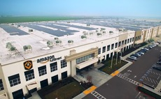 Amazon boasts 68 solar rooftops on fulfillment centers and sort centers | Credit: Amazon