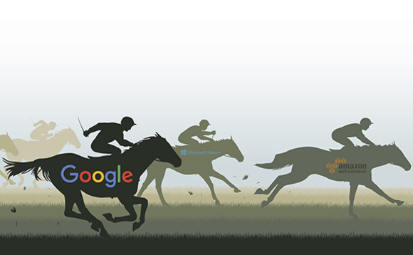 Is Google the dark horse of public cloud?
