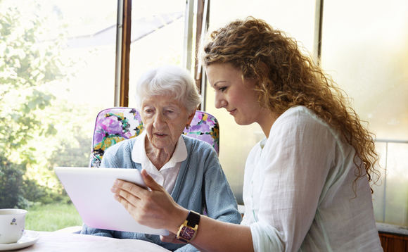 Government hands out 11,000 iPads worth £7.5m to care homes