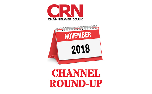 Channel Round-up: November 2018