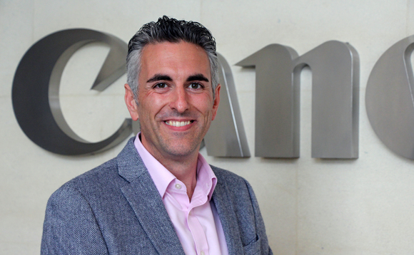 James Pittick, director of indirect sales, Canon UK