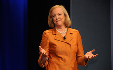 Meg Whitman quits, as HPE lauds her record with partners