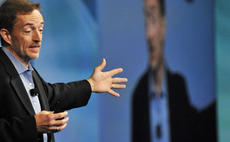 Revenue up at VMware as CEO teases future acquisitions