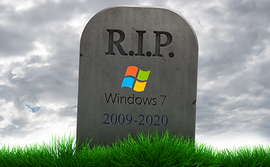 One in seven public sector computers still running Windows 7 - CRN FOIs