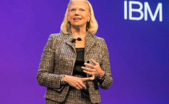 'Watson's Law' will rival Moore's Law, claims Ginni Rometty in AI keynote