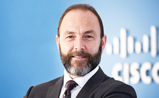 Cisco promotes European channel boss to UK MD
