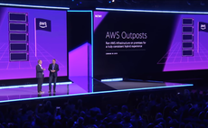 'It's a huge move from AWS' - hybrid offering Outposts arrives in the UK